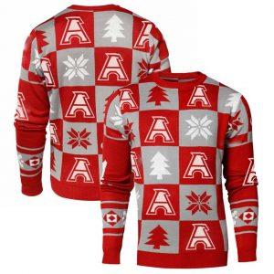 Sweater Navideño Aguilas Blancas
