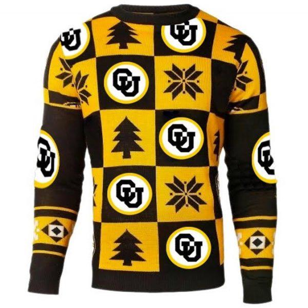 Sweater Navideño Burros Blancos